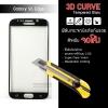 กระจกนิรภัยกันรอย Galaxy S6 Edge สำหรับจอโค้ง (Tempered Glass for Curve Screen) แบบ 3D สีดำ
