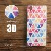 เคส Vivo Y51 เคสแข็งพิมพ์ลายนูน สามมิติ 3D แบบ 1