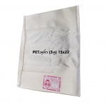 PET หูหิ้ว (3หู) 15x22 นิ้ว