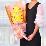 Preorder ช่อดอกไม้ตุ๊กตา Pokemon pikachu [มี5แบบ]