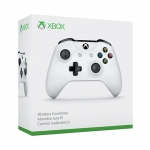 Xbox One S - White (Gen 3)(Wireless & Bluetooth) (Warranty 3 Month)