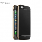 IPAKY Case iPhone 6 Plus (Gold)