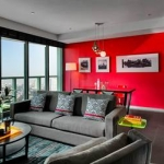 Klapsons The River Residences Bangkok,Three Bedroom (150 sqm.) at THB 140,000 net per month **1 year contract at THB 120,000 net per month** **Ready to move in**