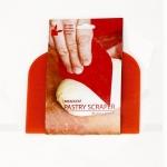 BREADLEAF Pastry Scraper (สีแดง)