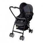 รถเข็นเด็ก Aprica รุ่น Karoon สีดำ สำหรับเด็กแรกเกิด - 3 ปี หรือ น้ำหนัก 2.5 - 15 kg.