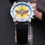 Preorder นาฬิกาสายหนัง LOL [กันน้ำ]
