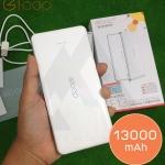 Powerbank Eloop E13 13000 mAh - แบตสำรอง 13000 mAh