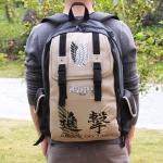 กระเป๋าเป้สะพาย Attack on titan