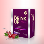 Wiwa Collagen Drink Up อาหารเสริมผิวขาว บรรจุ 10 ซอง ราคา 445 บาท ส่งฟรี