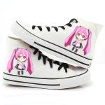 รองเท้าผ้าใบ Hatsune miku ver1