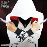 Preorder เสื้อกันหนาวมี HOOD Assassin's Creed COS แอสแซสซิน ครีด