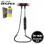 AWEI A920BL Sport Bluetooth - หูฟังบูลทูธ สำหรับออกำลังกาย