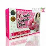 Donutt miracle perfecta srim (โดนัท มิราเคิล เพอเฟคต้า สริม) 30 แคปซูล 175 บาท ส่งฟรี