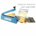 Plastic Sealer ตัวเล็ก (เครื่องซีลปิดปากถุง 200 mm)