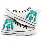 รองเท้าผ้าใบ Hatsune miku ver2