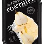 Ponthier Pear Puree 1 kg