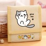 Preorder กระเป๋าสตางค์ แมว Cat neko atsume