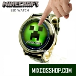 Preorder นาฬิกาหน้าจอสัมผัส Minecraft