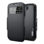 spigen SGP case S view cover Slim Armor view S 4-Black