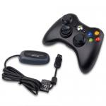 จอย Xbox360PC Wireless Controller (Controller+Receiver) (Warranty 3 Month)