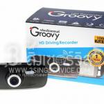 ใหม! กล้องติดรถยนต์ Groovy GR650W+