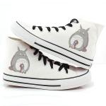 รองเท้าผ้าใบ Totoro ver3