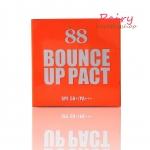 แป้งดินน้ำมัน 88 Bounce Up Pact ราคา 340บาท ส่งฟรี ลทบ.