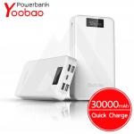 Powerbank Yoobao M30 Plus - แบตสำรอง 30000 mAh
