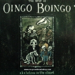 Oingo Boingo - The Best of : Skeletons in The Closet