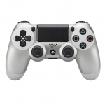 จอย PS4: Dual Shock 4 Silver (Warranty 3 Month)