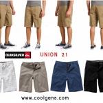 Quiksilver Union 21 Shorts