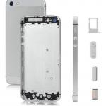 อะไหล่ไอโฟน5s เคสกลางไอโฟน 5S (สีขาว)