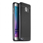 IPAKY Case for Samsung Galaxy Note 5 (Black)