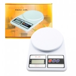 Electronic Kitchen Scale_SF
