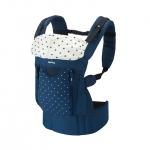 เป้อุ้มเด็ก Aprica Belt-Fit รุ่น Colan BIGI สีน้ำเงิน