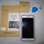 กระจกนิรภัย กระจกกันรอย DLBABA สำหรับ Samsung Galaxy Note 4