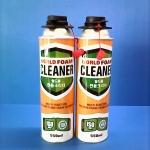Foam Cleaner น้ำยาล้างทำความสะอาดสเปรย์โฟมที่ติดในปืนยิงสเปรย์โฟม หรือที่หลอดฉีดสเปรย์โฟม หรือทำความสะอาดสเปรย์โฟมในส่วนที่ไม่ต้องการออกได้