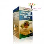 HealthWay Royal Jelly 1200 mg. เฮลท์เวย์ โรยัล เจลลี่ บรรจุ 365 แคปซูล Made in Australia ราคา 2,275 บาท ส่งฟรี