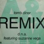 D.N.A. featuring Suzanne Vega - Tom's Diner
