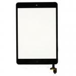อะไหล่ไอแพด ทัชสกรีน iPad mini 1 แบบเปล่า (สีดำ)