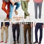Dockers Alpha Stretch SKINNY & SLIM Pant ( New )