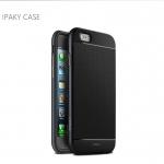 IPAKY Case iPhone 6 6 S (Black)