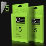 IIOZO ฟิล์มกระจกกันรอยนิรภัย iPhone SE / 5S / 5 - 2. D(0.33 mm)