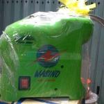 เครื่องทำน้ำแข็งไสเกล็ดหิมะ ขนาดเล็ก ยี่ห้อ WASINO รุ่น SNG01 Green