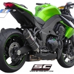 SC Project Oval Carbon Kawasaki Z1000