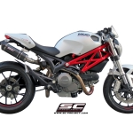 SC Project GP Tech for Ducati Monster 795/796