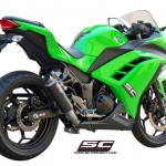 SC Project Full System GP M2 Kawasaki Ninja 300