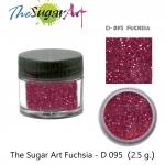 The Sugar Art Fuchsia D-095 2.5 g.