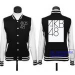 Hood เบสบอล AKB48 black