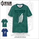 Preorder เสื้อยืด ATTACK ON TITAN